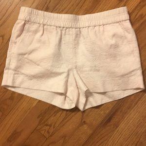 J Crew jacquard pull on boardwalk shorts